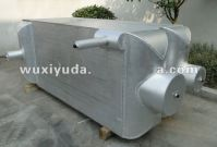 Air cooler for Air separation plant