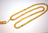 Baltic amber rosary, necklaces, bracelets