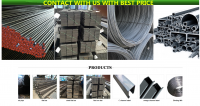 Tangshan Yingdong International Trading Co.,Ltd Established in 2008,specialized in exporting steel products.  ( PPGI,GI,CRC,HRC,Steel Coil & Sheet  H beam,IPE,Angle Bar,U-Channel  Steel Pipe & Tube,Galvanized Pipe & Tube  Steel Rebar,Wire Rod