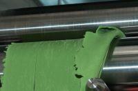 Unvulcanized Fluoroelastomer FKM Rubber Compound with Rohs Reach Tests