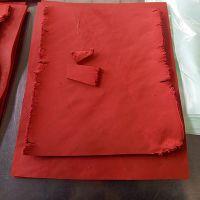 FKM/ fluorocarbon rubber/ Viton compound rubber material