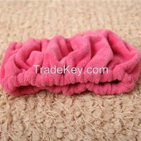 Custom Micrfiber Headband dry & soft