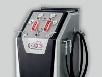 Test Bench MSG MS603N flushing of power steering system under pressure, diagnostics of power steering system units