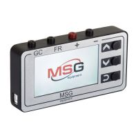 Adapter MSG MS013 COM to read, change operational parameters of COM (BSS, LIN), RLO, SIG, P-D voltage regulators