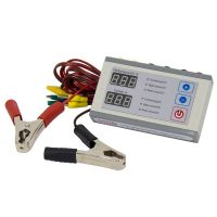 Tester MSG MS121 diagnostics of electromagnetic valves, clutches of air conditioner compressors
