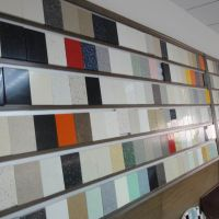 decorative resin panels price KKR acrylic solid surface sheet
