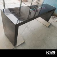 artificial marble dining table solid surface table top
