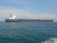 Oil Tanker DWT: 96835 Gross Ton: 52048