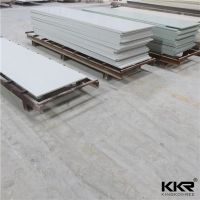 Wholesale Glacier White Acrylic Solid Surface Sheet