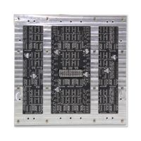 Indoor full-color high-definition LED display screen unit plate P1.923