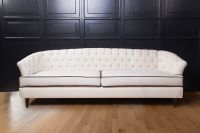 Bail Modern Living Room Fabric Sofa