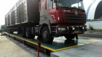 Truck scale, weighbridge, truck weighing balance, truck weighing scale