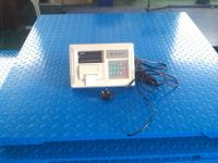 Floor scale, loadometer scale, platform scale, industrial use weighing scale, durable use weighing scale