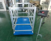 Animal Scale, livestock scale, pig weighing scale, cow weighing scale, sheep weighing scale, horse weighing scale