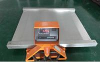 Stainless steel floor scale, stainless steel loadometer scale, chemical, medical industry use weighing scale