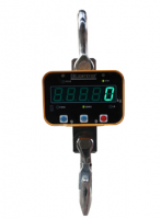 Crane scale, hanging scale, direct-view crane scale, hook weighing scale