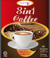 EASTPAC BRAND 3-IN-1 COFFEE MIX