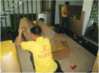 International relocation with professional moving skill with Trust mover