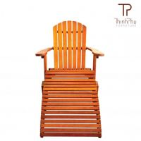 ADIRONDACK CHAIR WITH