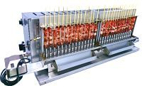 Vertical Gas Skewer Grill Machine