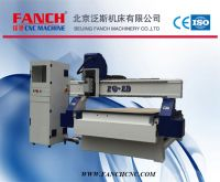 Single Spindle CNC Router Machine