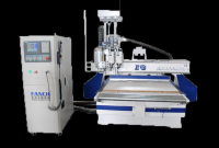 CNC Cutting and Drilling Machine