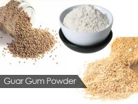 Guar Gum Powder and Guar Gum Meal for Food and Medicines manufacturing industries