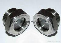 "NPT 2"" stainless steel 304 oil level sight glass"