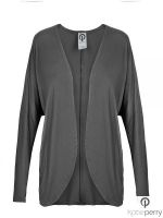 Clovelly Cardigan - Women's Cardigan Jackets with hourglass shape jacket to flatter upper arms : Katie Perry