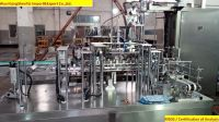 Liquid Laundry Detergent Pods Automatic Packing Machine