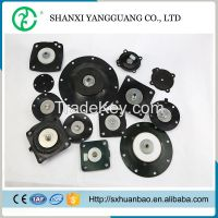 Factory customized industrial used nbr rubber diaphragm