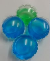 Water Dissolve green laundry detergent