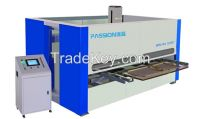 5 axis Automatic spraying painting machine for door and panels