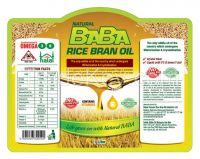 Crude Rice Bran Oil