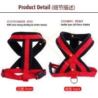 2017 latest fashion high quality customized security pet harness