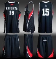 basketball Jersey & Shorts in sublimation printing for everyone
