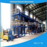 Sbs/APP Modified Bitumen Waterproof Membrane Production Line