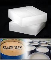 slack and paraffin wax bulk