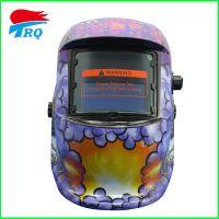 Inner Lithium Cell And Solar Power Auto Darkening Welding Helmet(TRQ-HD03)