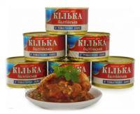 Kilka, Sprat or Tuna of Black sea