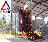 Hydraulic Telescoping Container Loading Tilter with Loading Reading Cell