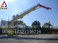 3.5t Knuckle Telescopic Boom Crane Offshore Crane Hydraulic Crane Ship Crane Marine Crane