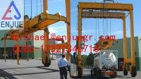 Semi Automatic Over Height Container Lifting Frame for Fr in China