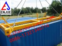Rapid Ready Custom Lift Beams Container Spreader