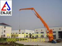 hot sale 35t-30m deck crane in China