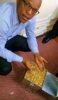 Pure Gold Diamond