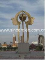 copper statue