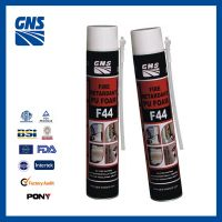 one-component fire resistant polyurethane foam sealants