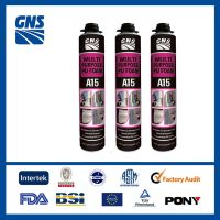 750ml spray pu foam adhesives for wooden & doors
