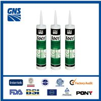 professional manufacturer 280ml neutral silicone sealant